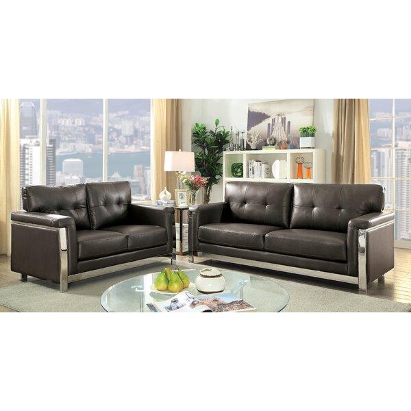Sandford Configurable Living Room Set by Orren Ellis