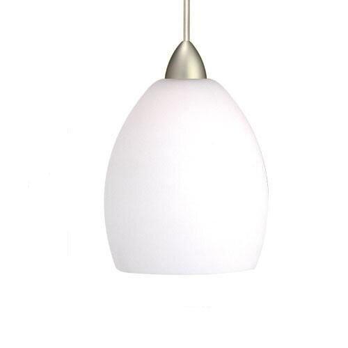 Contemporary Sarah 1-Light Cone Pendant by WAC Lighting