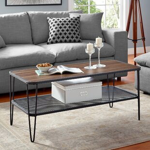 Polite Hairpin Coffee Table