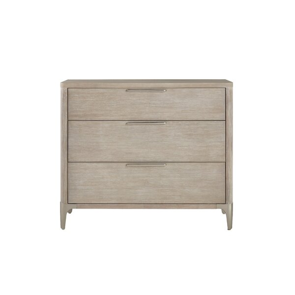 Anadarko 3 Drawer Chest by Ivy Bronx
