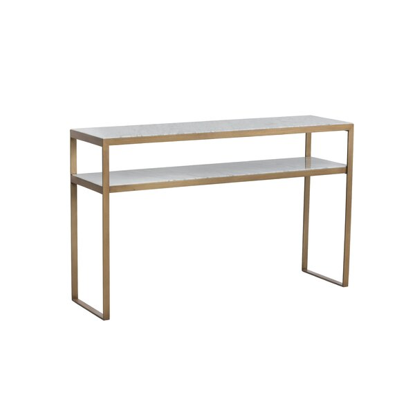Ahleigha Console Table By Latitude Run