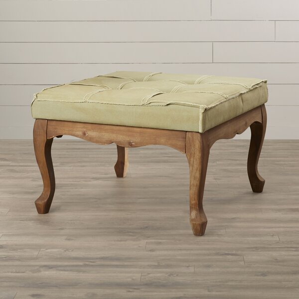 Claire Ottoman by One Allium Way