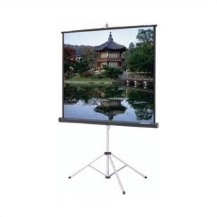 Find for Picture King Matte White Portable Projection Screen By Da-Lite