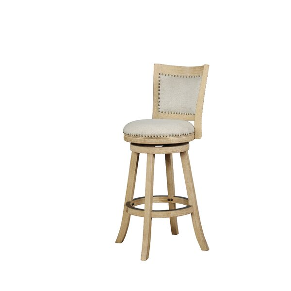 Kolb 31 Swivel Bar Stool by Ophelia & Co.Kolb 31 Swivel Bar Stool by Ophelia & Co.