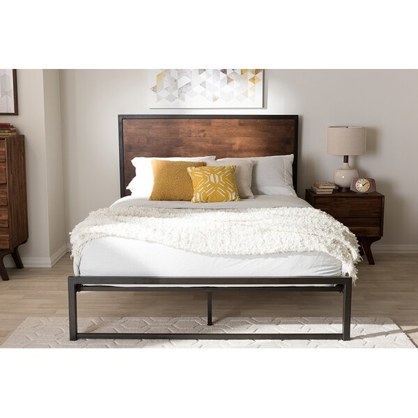 Swanage Platform Bed By Williston Forge by Williston Forge Bargain