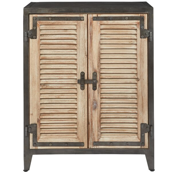 Joel 2 Door Accent Cabinet by 17 Stories