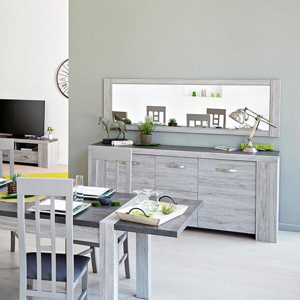 Coonrod Wall Mirror by Brayden Studio