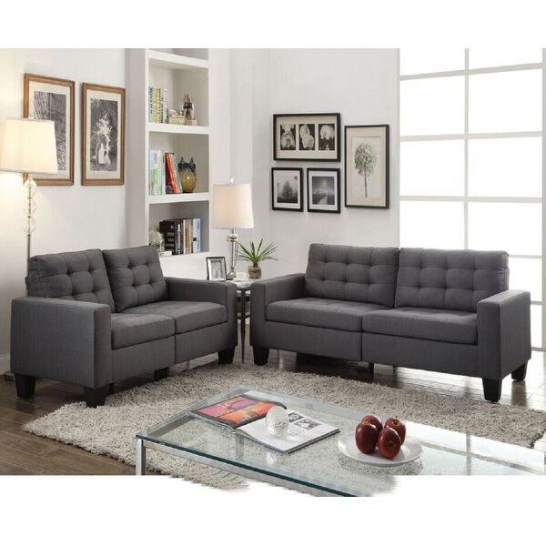 Correll 2 Piece Living Room Set by Ebern Designs