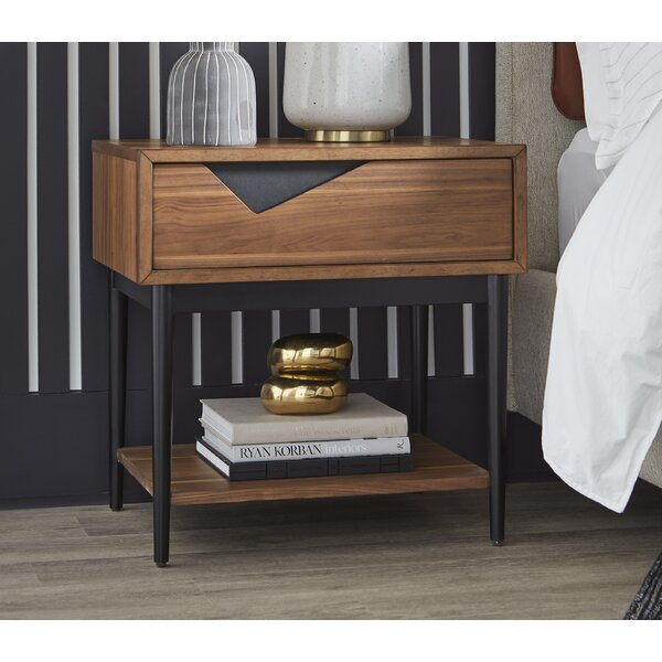 Bobby Berk Wenck Nightstand By A.R.T. Furniture by Bobby Berk + A.R.T. Furniture