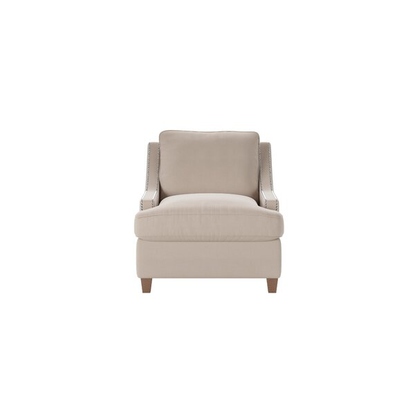 Tricia Power Recliner by Wayfair Custom Upholstery™