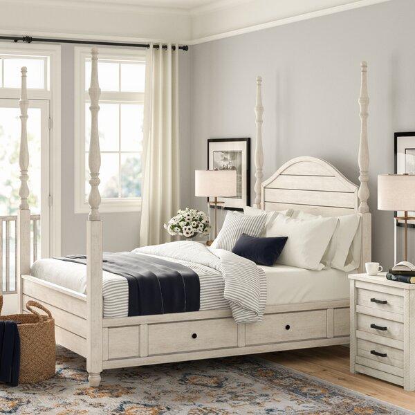 Betts Storage Platform Bed by Three Posts