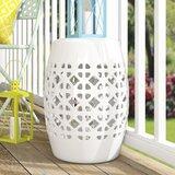 Dreyer Ceramic Garden Stool by Mistana