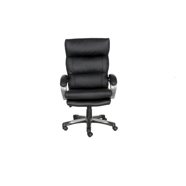 Bev Big and Tall Executive Chair by Latitude Run