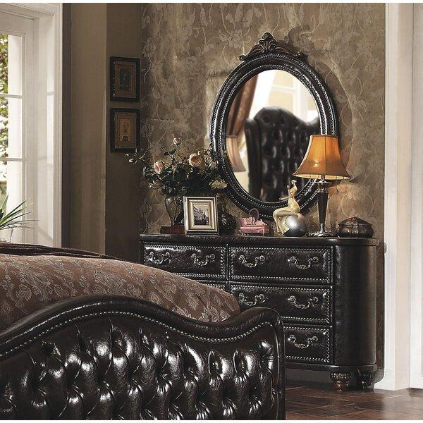 Masham 6 Drawer Double Dresser by Astoria Grand