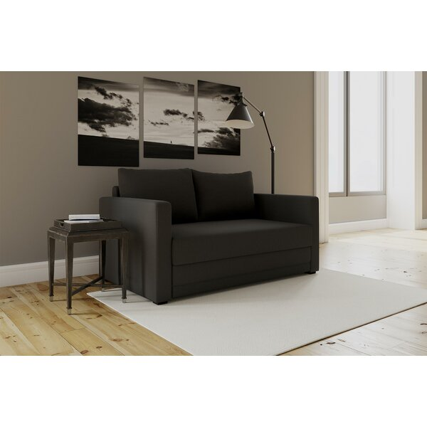 Campanelli Sleeper Sofa Bed by Ebern Designs