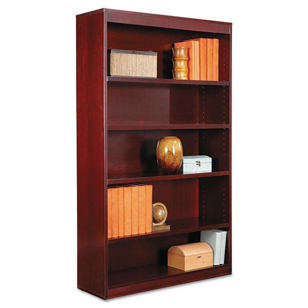 Square Corner Standard Bookcase By Alera®