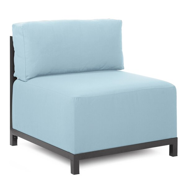 Woodsen Box Cushion Armchair Slipcover by Latitude Run