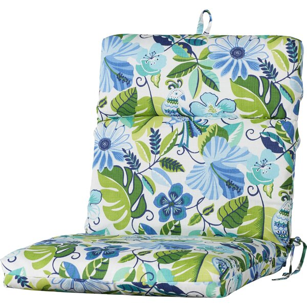 Chair Cushion by Bay Isle Home
