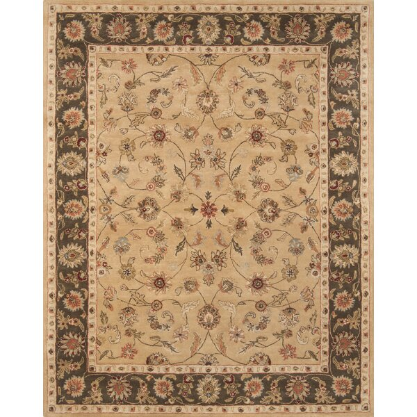 Pardis Gold/Olive Rug by Continental Rug Company