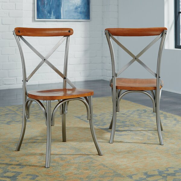 Haycraft Wood Dining Chair (Set of 2) by Williston Forge