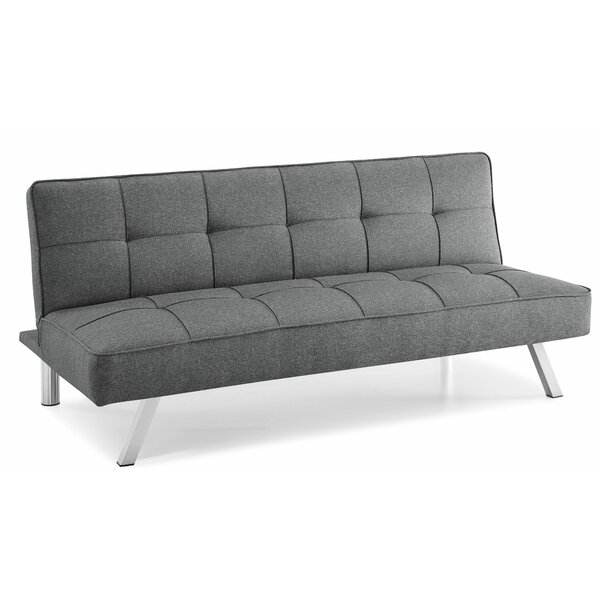Looking for Silvey Convertible Sofa By Ebern Designs Great price