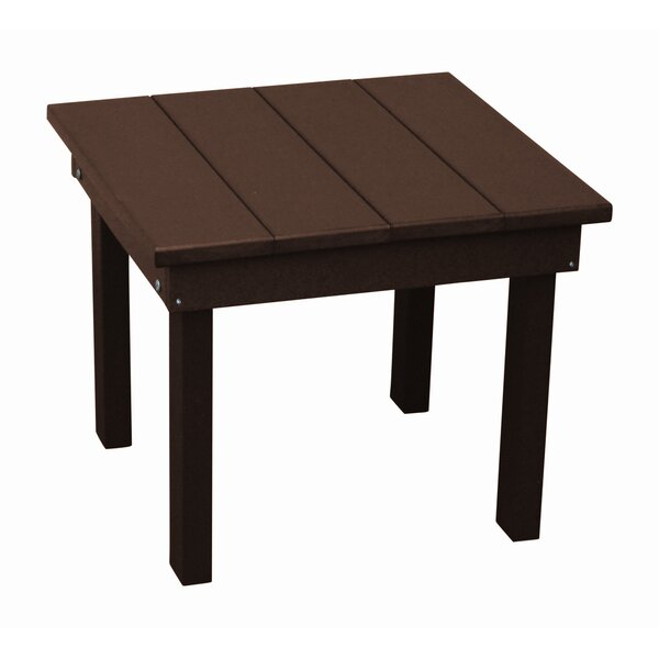 Kramer Square End Table by Rosecliff Heights