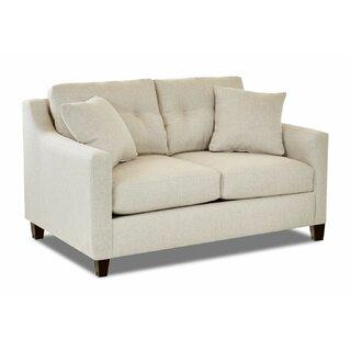 Aimee Loveseat by Wayfair Custom Upholstery๏ฟฝ SKU:ED823208 Information