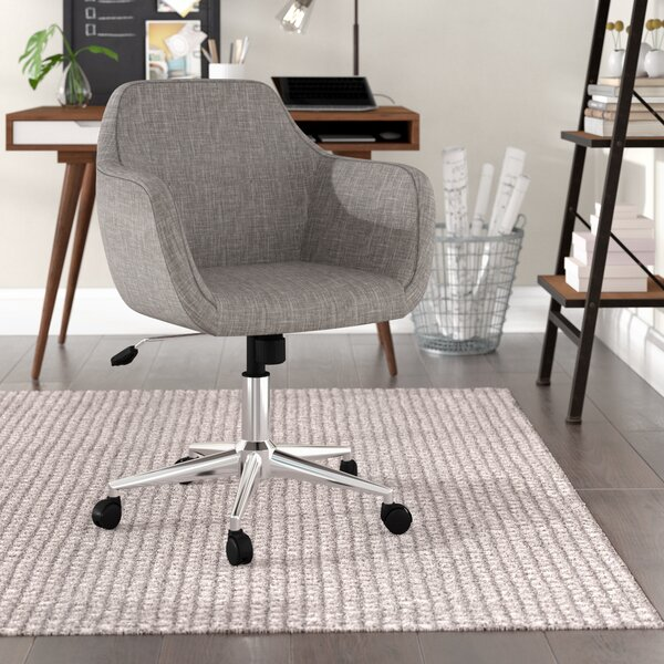 Rothenberg Upholstered Home Office Chair by Langle
