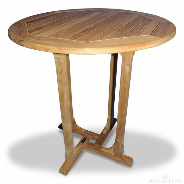Solid Wood Bar Table by Regal Teak Regal Teak