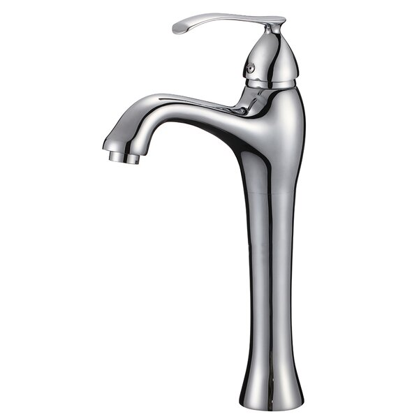 Traditional Single Hole Bathroom Faucet by Novatto