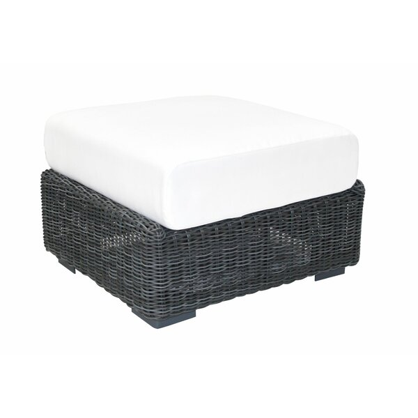 Peninsula Ottoman with Cushion by E9-Halo