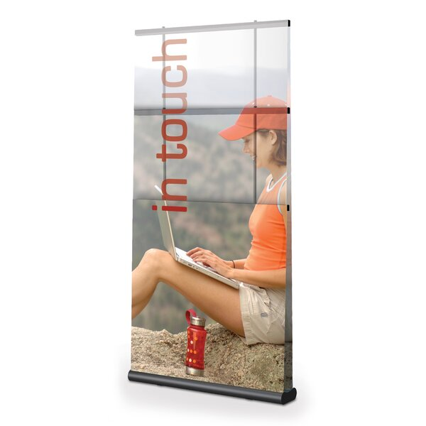 Mercury Retractable Banner Stand by Testrite
