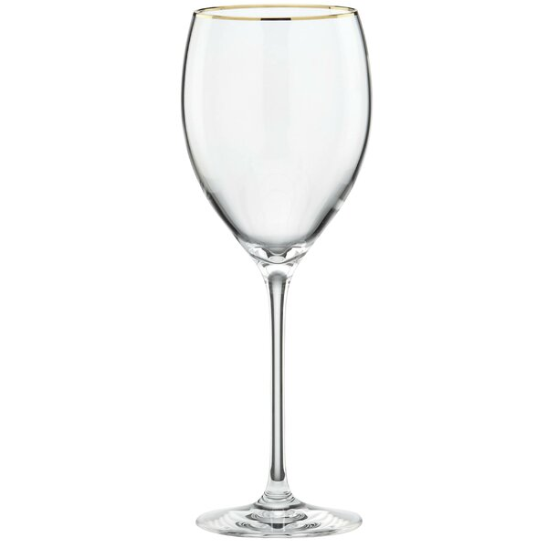 Timeless Gold Signature 10 oz. All Purpose Wine Glass by Lenox