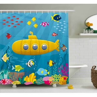 Find for Felecia Shower Curtain ByZoomie Kids