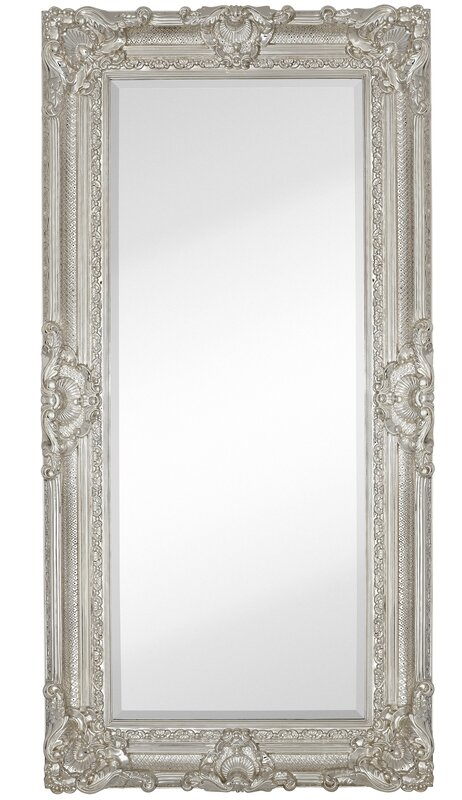 Chrome Wall Mirror majestic mirror large traditional polished chrome rectangular