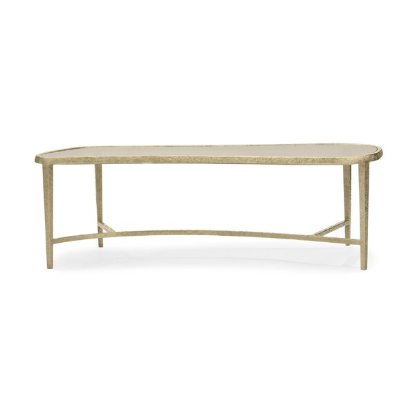 Modern Edge Coffee Table by Caracole Modern Caracole Modern