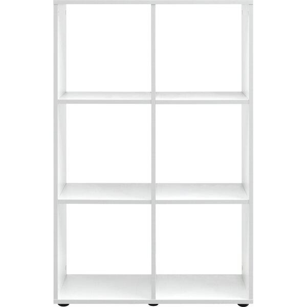 Hanchett Cube Unit Bookcase by Ebern Designs