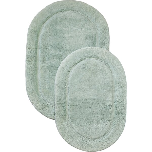 2 Piece Bath Rug Set by Simple Luxury