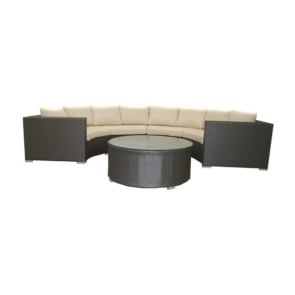 Round Coffee Table by Feruci