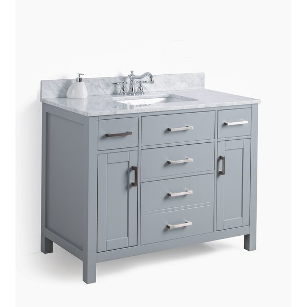 Pendergrass 42 Single Bathroom Vanity Set by Ivy Bronx