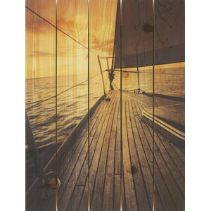 Port Side Photographic Print by Gizaun Art