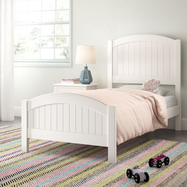 Allbritton Twin Platform Bed by Harriet Bee