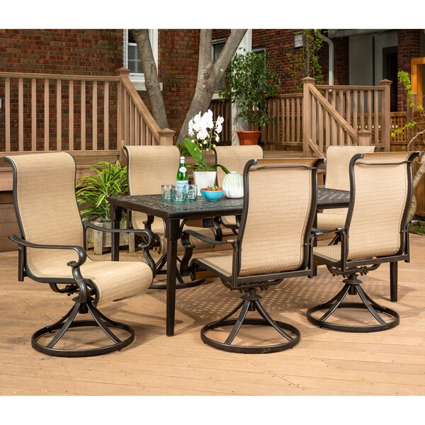 Rothschild 7 Piece Dining Set