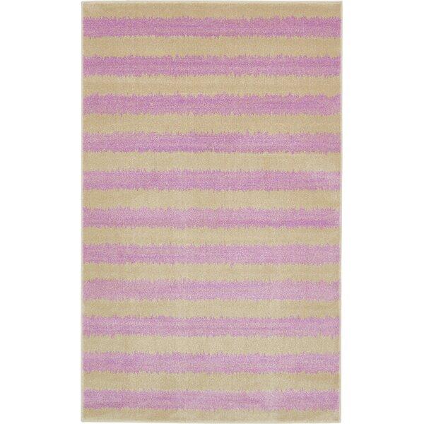 Kala Lavender Area Rug by Viv + Rae