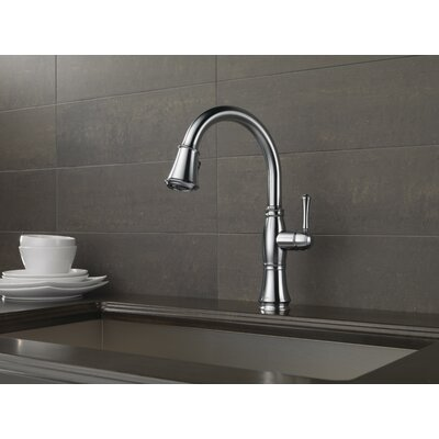 Kitchen Faucet Single Handle Docking Arctic Stainless photo