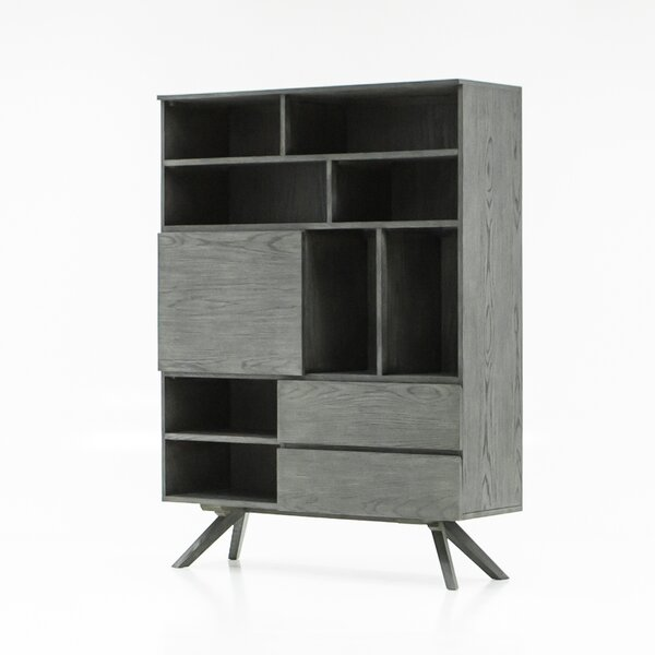 Kern Highboard Barrister Bookcase by Brayden Studio