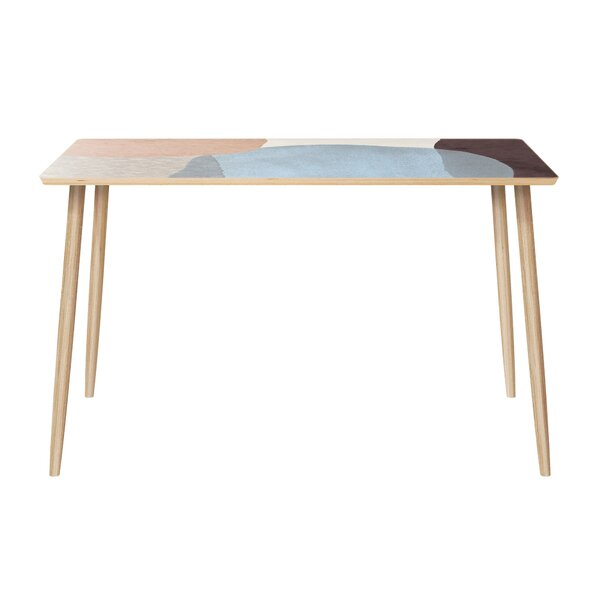 Miami Beach Dining Table by Brayden Studio