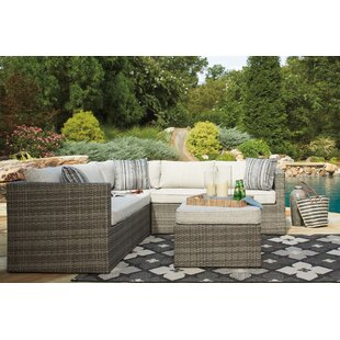 Woodstock Sectional With Ottoman
