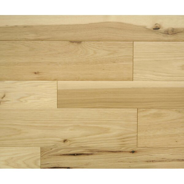 Harvard 7 Solid Hickory Hardwood Flooring in Hickory by Alston Inc.