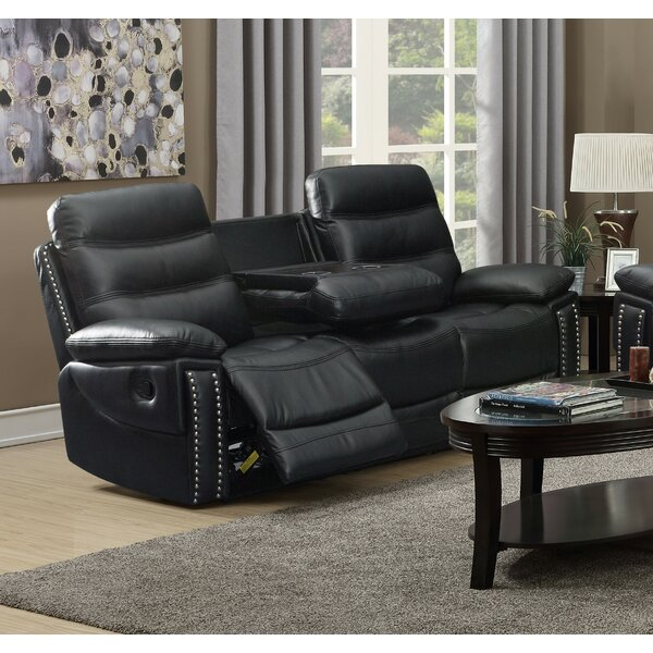 Courtland Reclining Sofa by Winston Porter